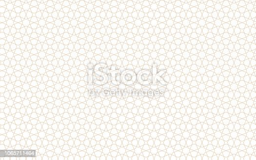 Seamless pattern of arabic asian culture,vector graphic artwork design element