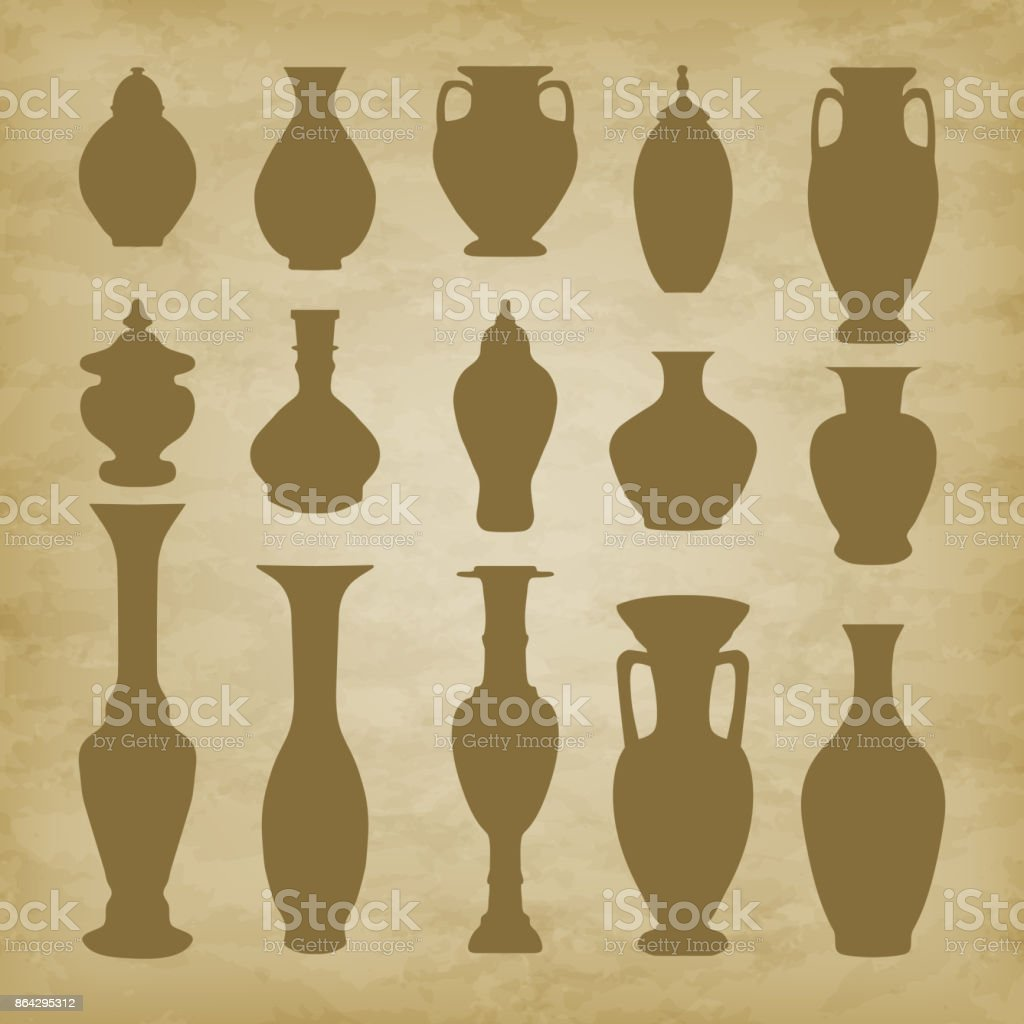 Arabic vases royalty-free arabic vases stock vector art & more images of abstract