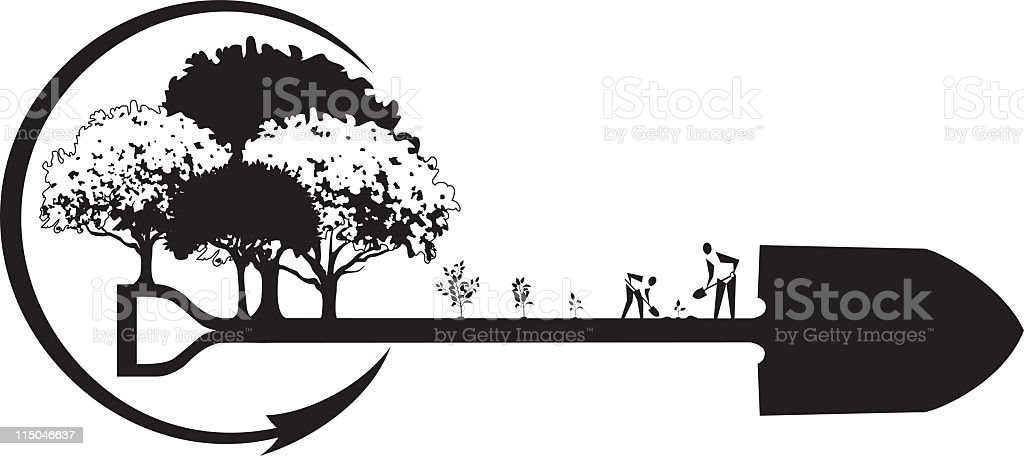 Arbor Day Border royalty-free arbor day border stock vector art & more images of arbor day