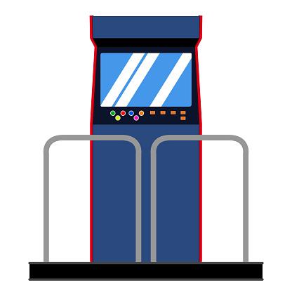 Arcade dance machine