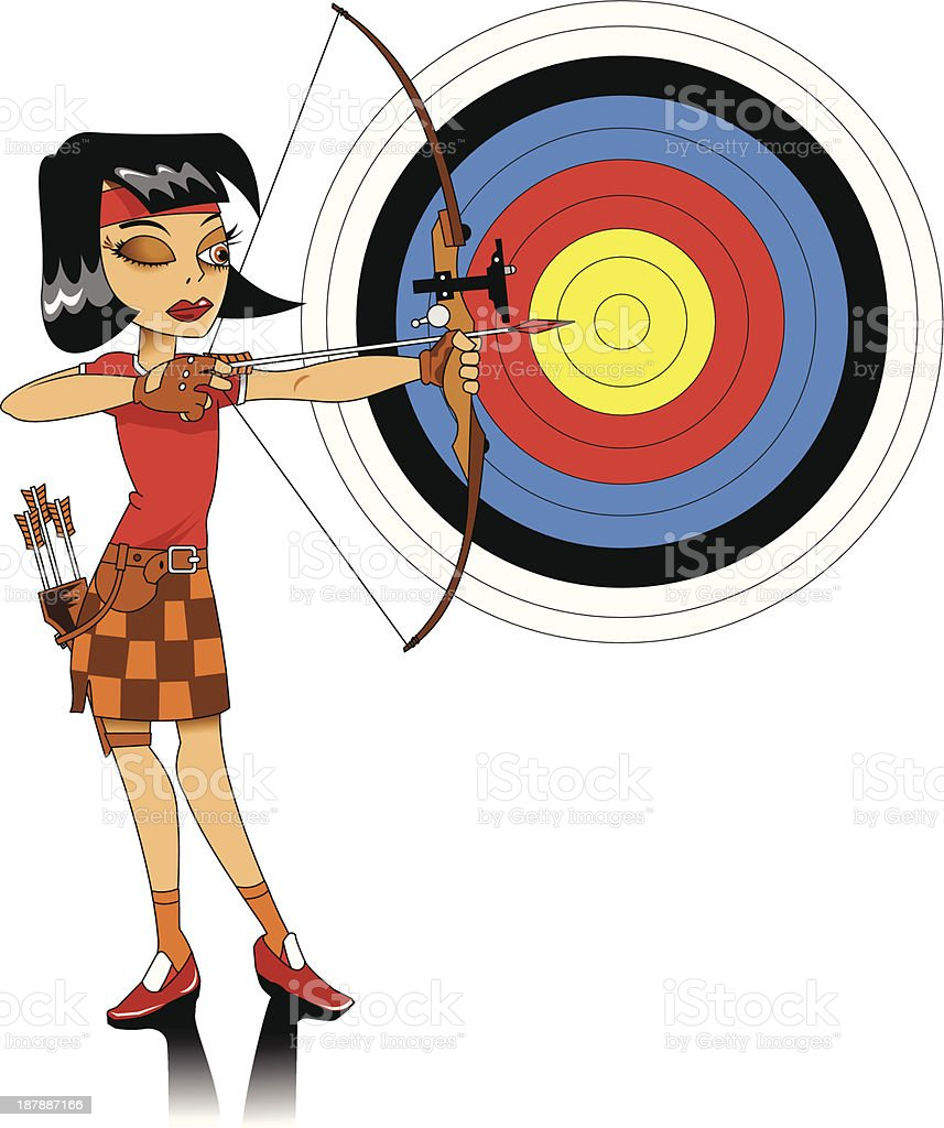 archer royalty-free archer stock vector art & more images of accuracy
