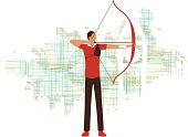 . archery