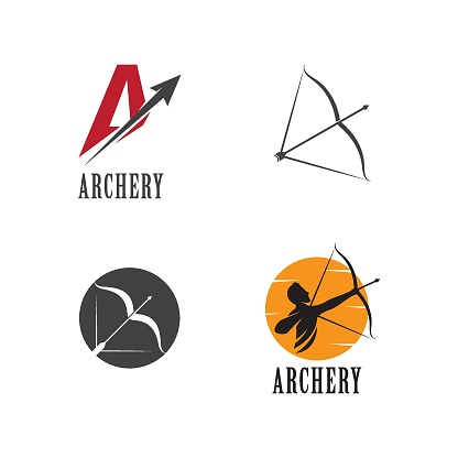 Archery vector ilustration