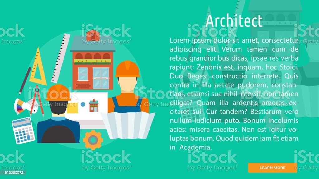 Architect conceptual design stock vector art more images of architect conceptual design royalty free architect conceptual design stock vector art amp more images malvernweather Gallery