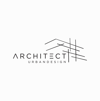 Architect house Design Vector Stock Illustration, Renovation, Planning Real Estate, Designing House , Constructing building, structure, architectural achievement, Urban Design, built environment And architect Home Creativity