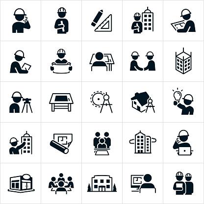 Architect Icons