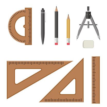 Architectural professional equipment.