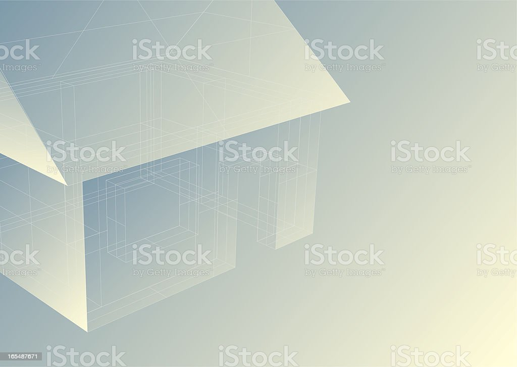 Architecture Background royalty-free stock vector art