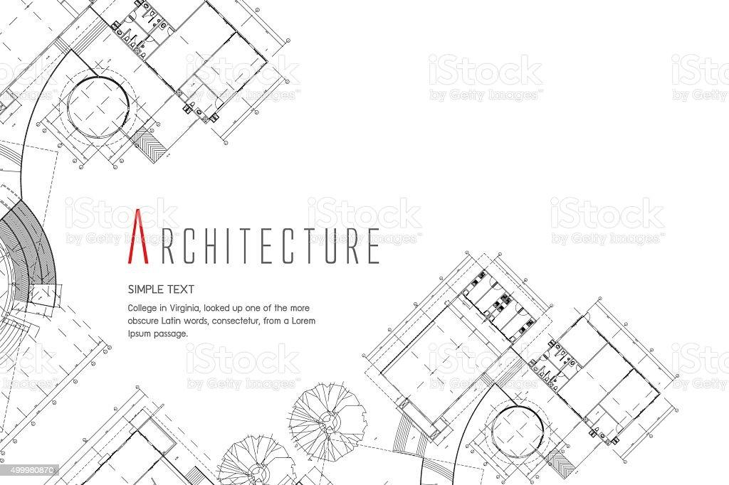royalty free construction framing clip art vector images Basic House Framing Diagram architecture background vector art illustration