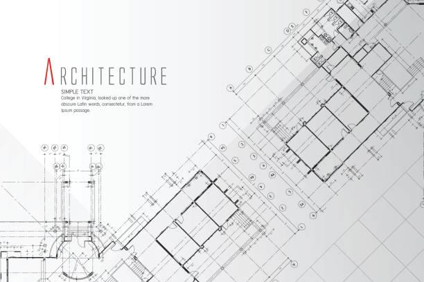 Architecture Background. Architecture Background.Architecture Background. bedroom borders stock illustrations