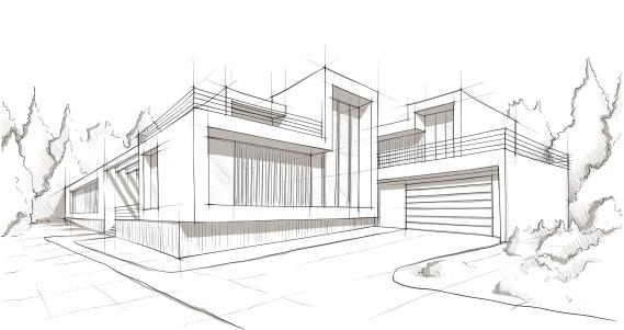 Architektur Stock Vektor Art und mehr Bilder von Architektur