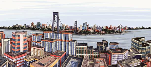 illustrations, cliparts, dessins animés et icônes de l'architecture - mode urbaine