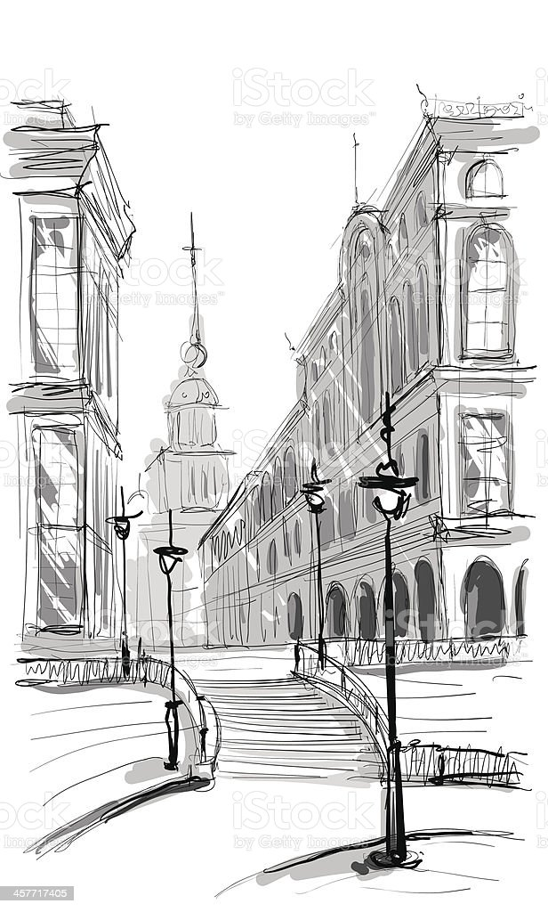 architecture royalty-free architecture stock vector art & more images of activity