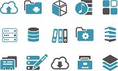 Archive Icon Set