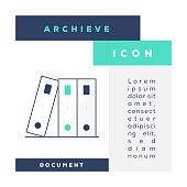 istock Archive Icon 1323456821