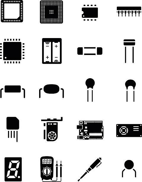 Kondensator Vektorgrafiken und Illustrationen - iStock
