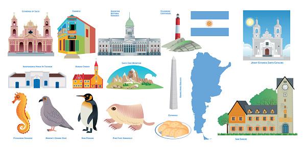 Argentina Symbols