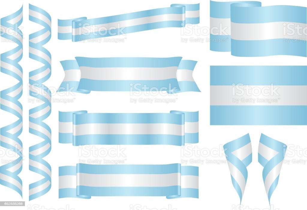 Argentinien  – Vektorgrafik