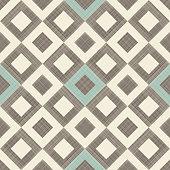 Argyle Green Pattern Design