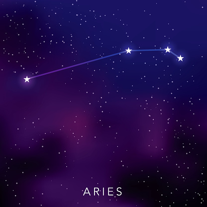 Aries Star Constellation