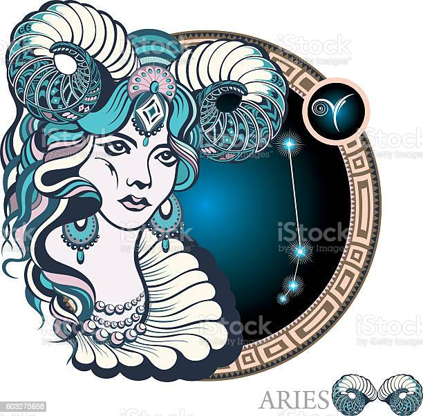 Aries Stock Illustration - Download Image Now