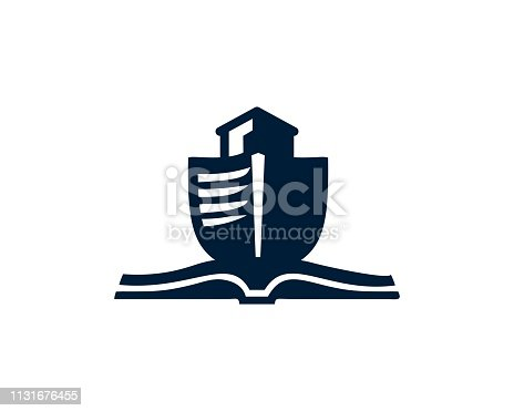 istock Ark Book Publishing logo 1131676455