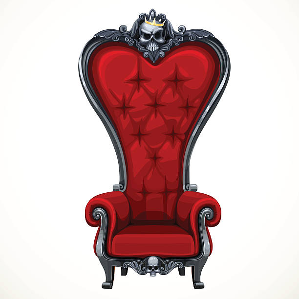 Best Throne Illustrations Royalty Free Vector Graphics
