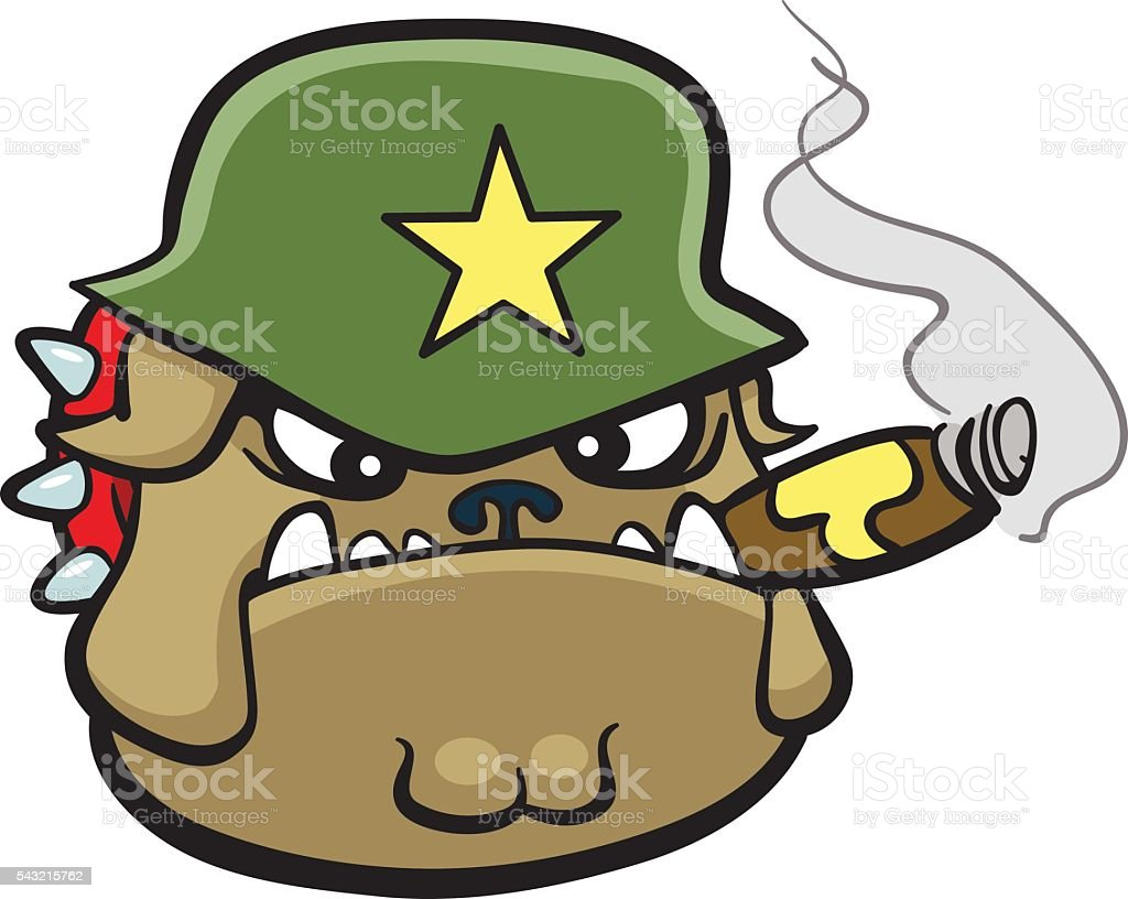 Army Dog Stock Illustration - Download Image Now - iStock