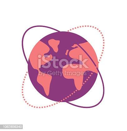 Around world icon