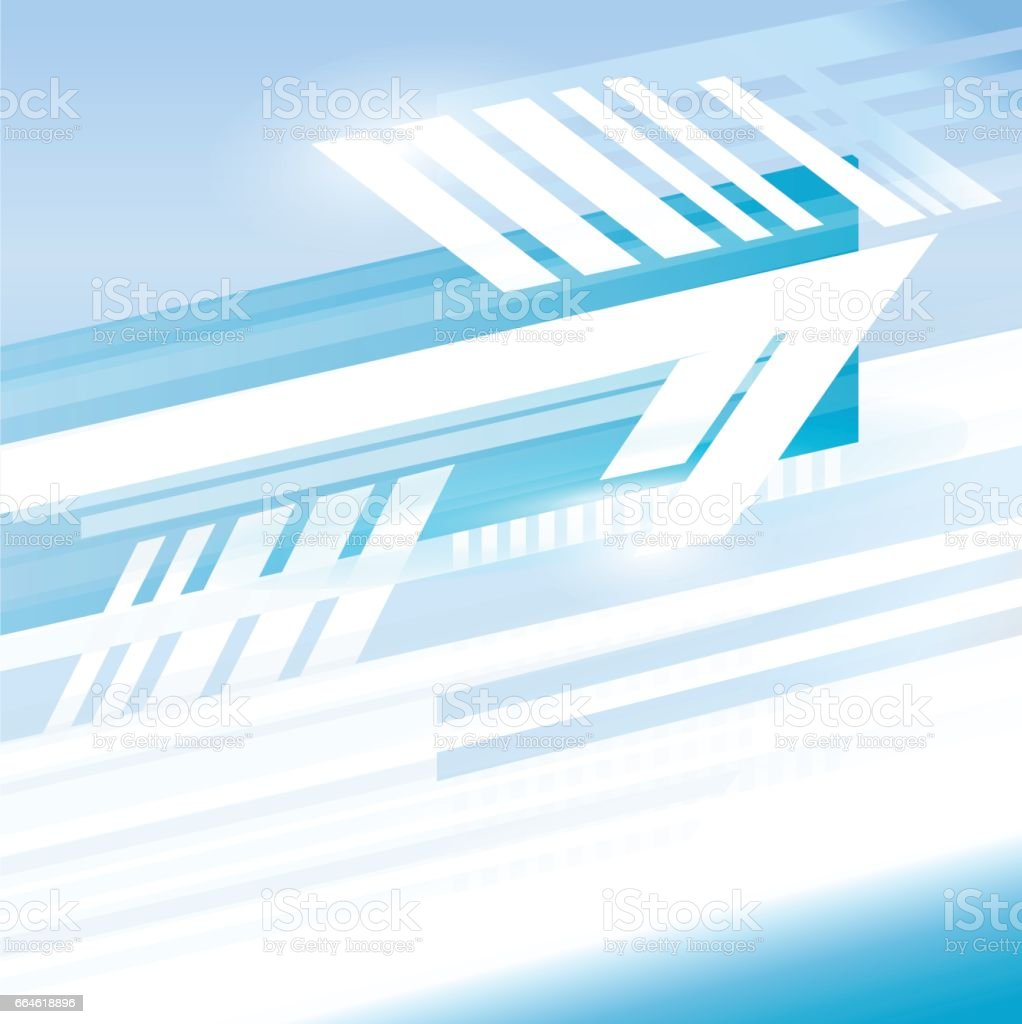 Arrow Background Cover Motion Report Business Background Stock Illustration Download Image Now Istock