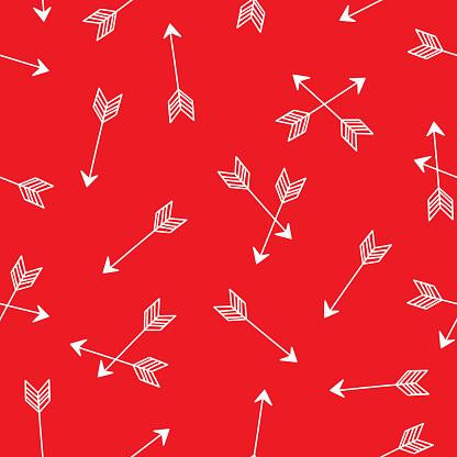 Arrow Doodle Pattern 2