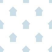 istock Arrow Shape Pattern Vector Background 1314368573