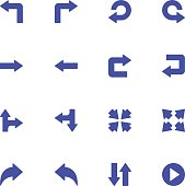 Arrow Vector Icons
