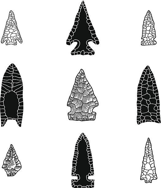 Top 60 Indian Arrowhead Clip Art Vector Graphics And Illustrations