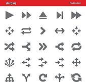 Arrows Icons - Set 2
