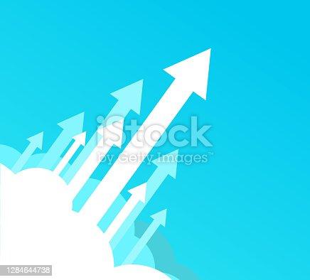 istock arrows launch 1284644738