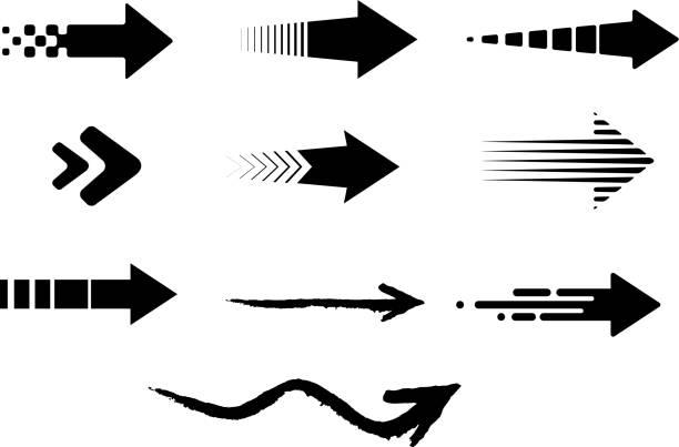 箭號設定 - arrow 幅插畫檔、美工圖案、卡通及圖標
