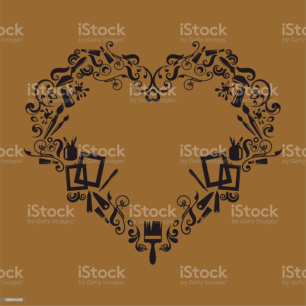 Art and craft tools. royalty-free art and craft tools stock vector art & more images of art and craft