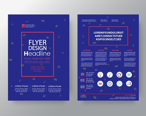 909923870 istock photo art background for Corporate Identity , Brochure annual report cover Flyer Poster design Layout vector template in A4 size 947132594