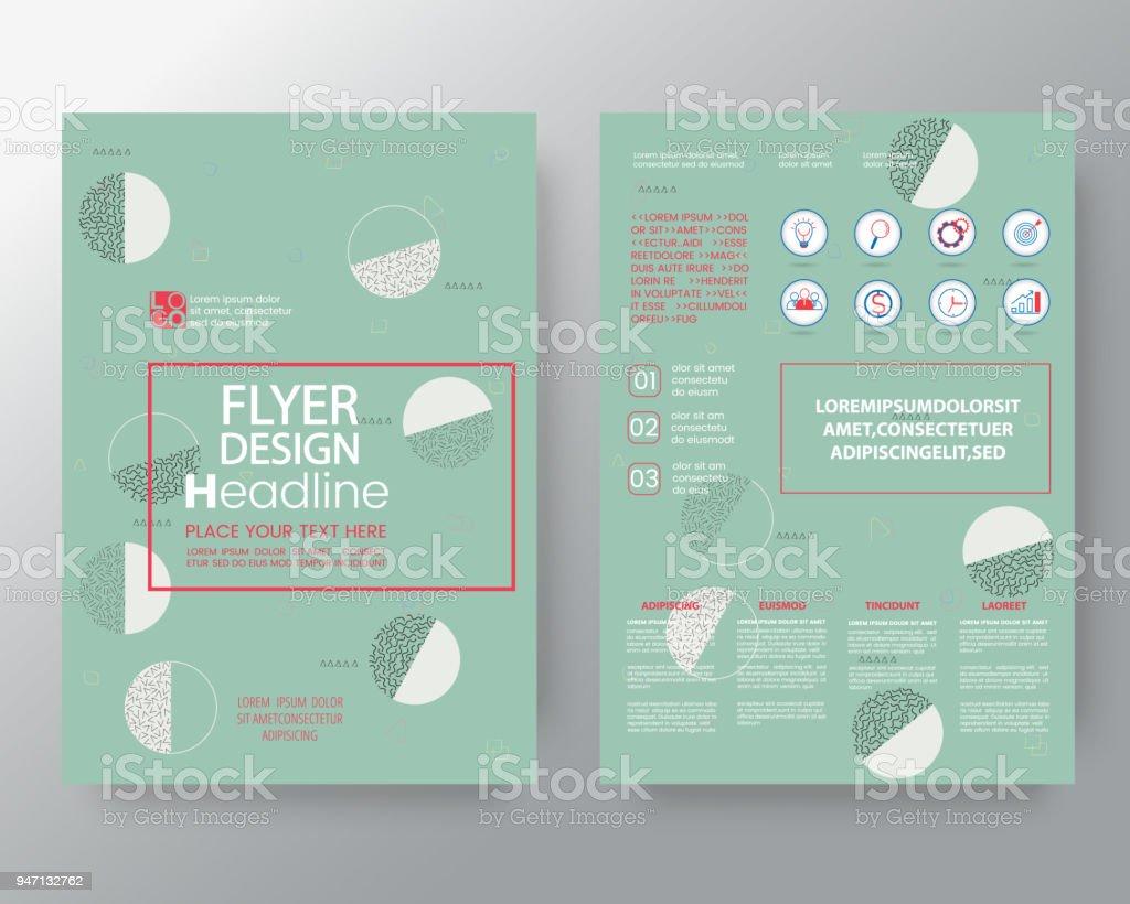 Kunsthintergrund Für Corporate Identity Broschüre Deckblatt ...