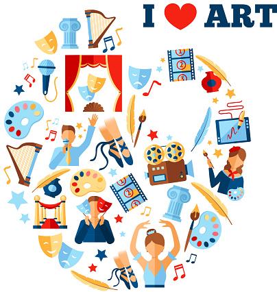 art culture form