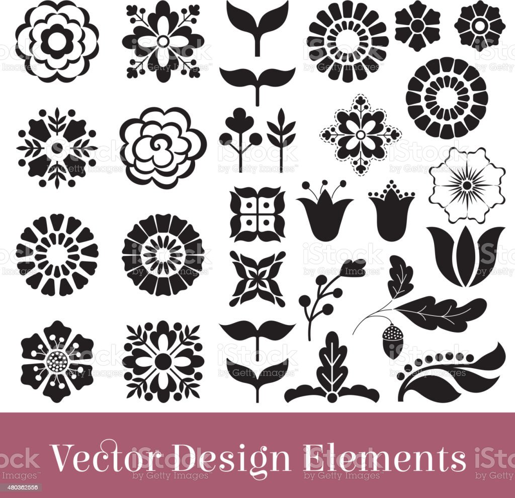 Art deco design elements stock vector art more images of - Art deco design elements ...