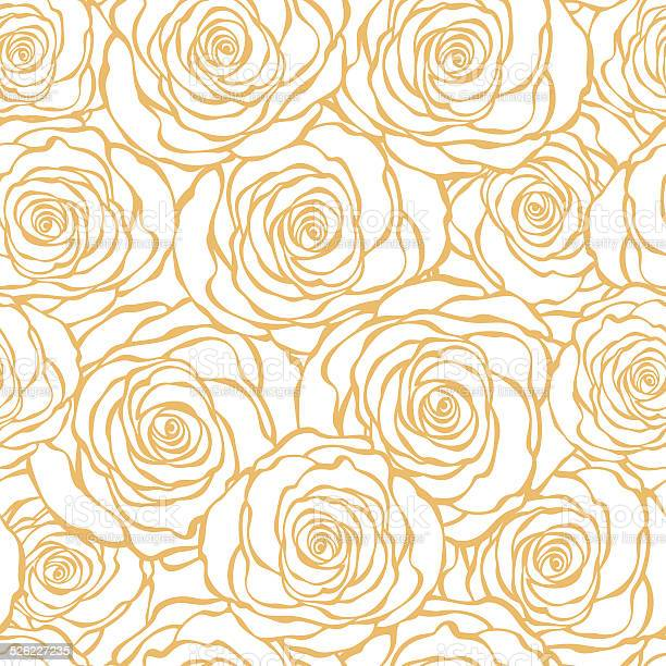 Art deco floral seamless pattern with roses vector id526227235?b=1&k=6&m=526227235&s=612x612&h=xfrahbjtsuoh1bnmumkc8iiray4rbjoaepghwvhcema=