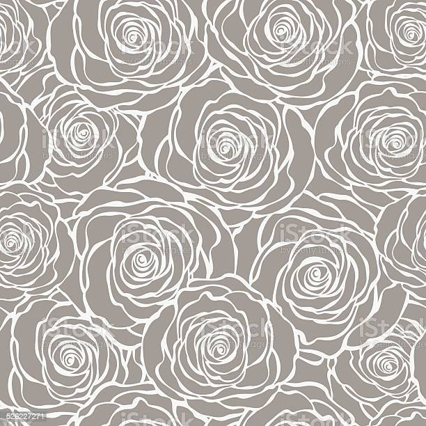 Art deco floral seamless pattern with roses vector id526227271?b=1&k=6&m=526227271&s=612x612&h=8pb3hr624mlsip0uzdzqreim rx09qb4l uxdsmuleq=
