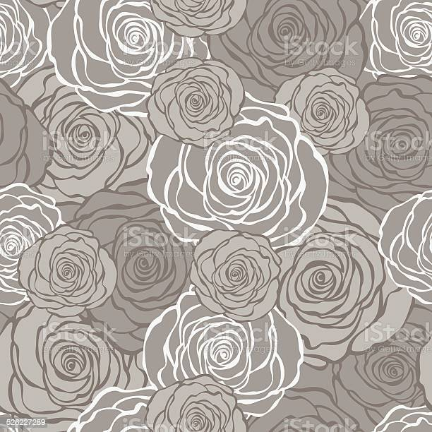 Art deco floral seamless pattern with roses vector id526227289?b=1&k=6&m=526227289&s=612x612&h=gokmp9dajm51y7h2opcjmnbuttdtvmnlw2nsjvvhlv4=