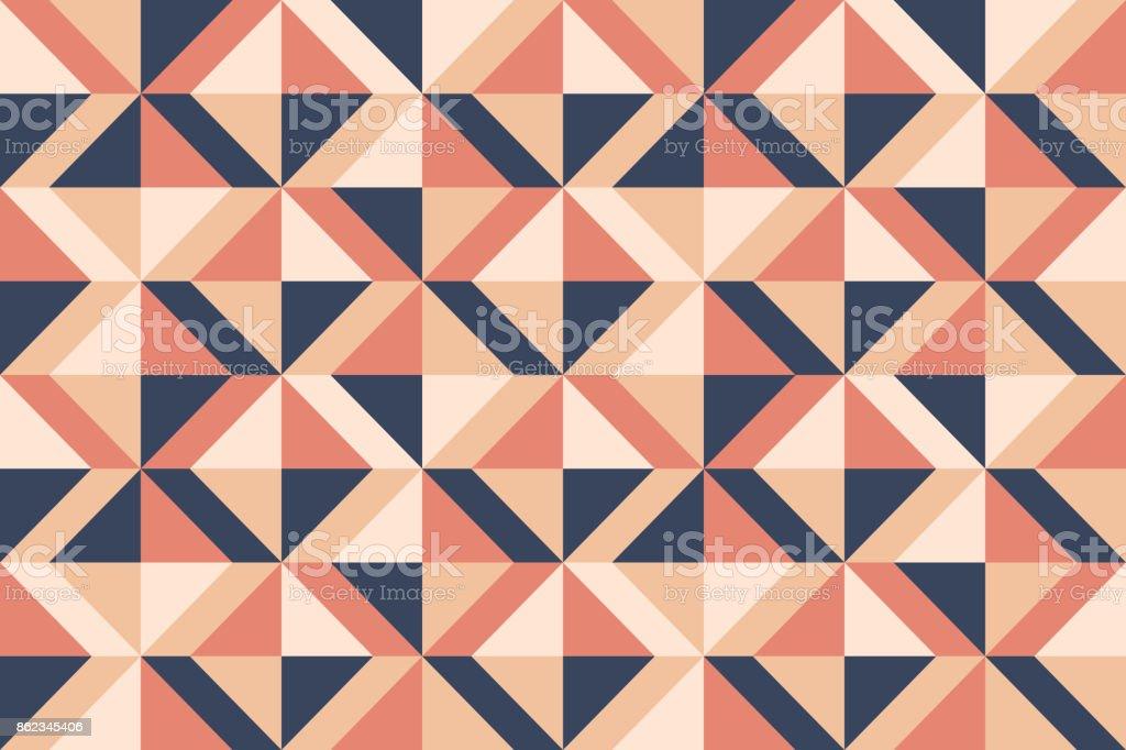 Art deco pattern. vector art illustration