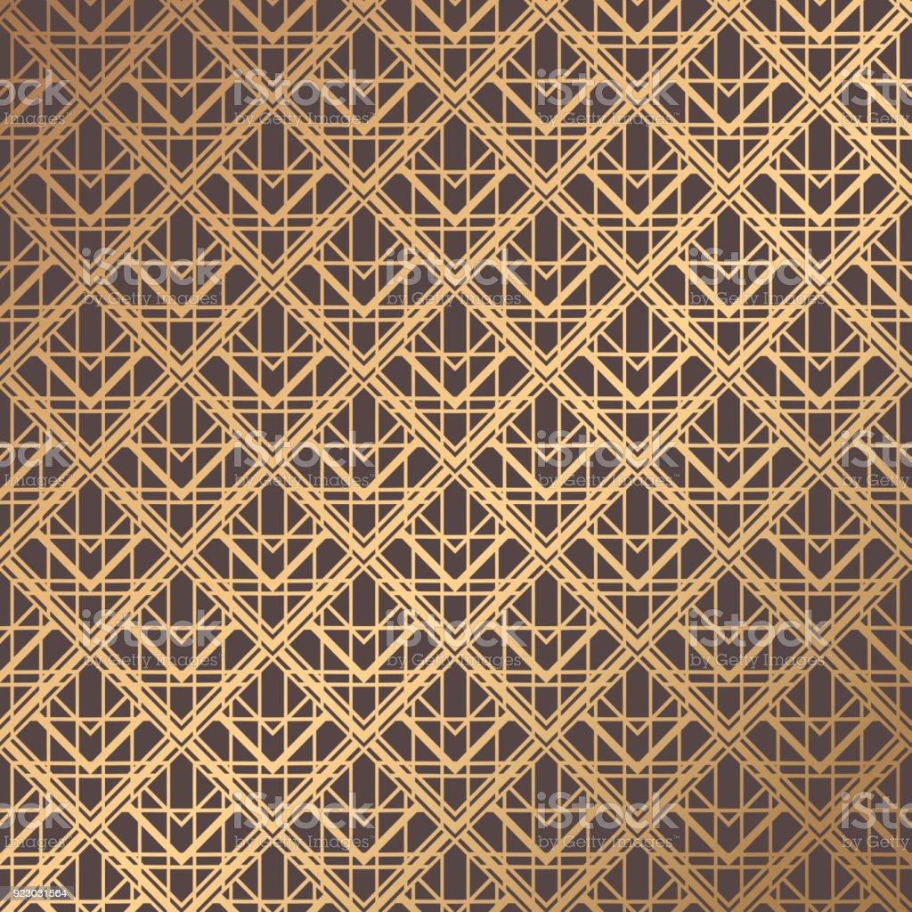 motif art déco – cliparts vectoriels et plus d'images de 1920-1929