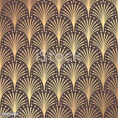 istock Art Deco Pattern 925203034