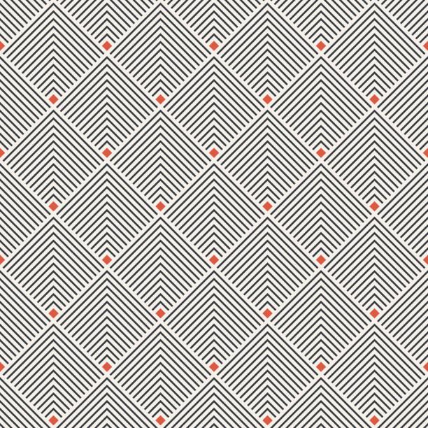 Royalty Free Art Deco Floor Tile Clip Art Vector Images