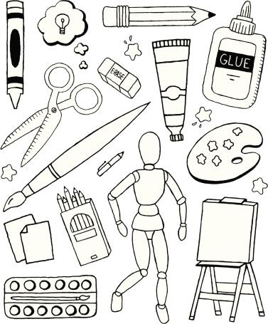 Art Doodles